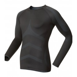 Odlo Shirt ML Evolution X-Warm Homme - noir