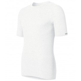 Odlo T-shirt MC Warm Homme - blanc