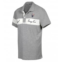 Rossignol Racing Team Polo SS Homme - gris