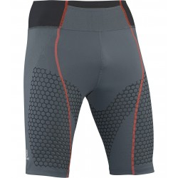 Salomon Exo S-Lab short tight Homme - anthracite
