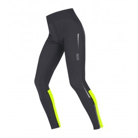 Gore Running Wear Mythos SO tights Homme - noir/jaune