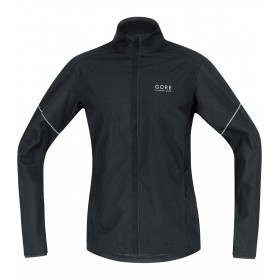 Gore Running Wear Essential AS Partial jacket Homme - noir