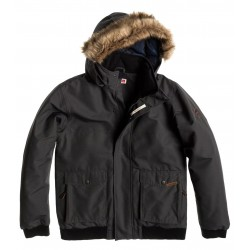 Quiksilver Elion Jacket Mountain Homme - anthracite