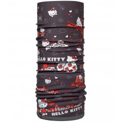 Buff Polar Buff Hello Kitty Grid - anthracite/blanc/rouge