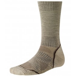 Smartwool Phd Outdoor light Crew Homme - beige