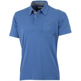 Columbia Sun Ridge novelty polo Homme - bleu