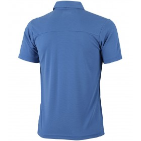 Columbia Sun Ridge novelty polo Homme bleu polo