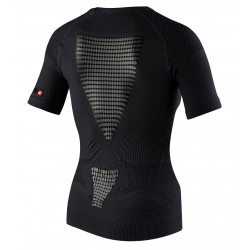 X Bionic Trek light Femme noir/anthracite t-shirt technique