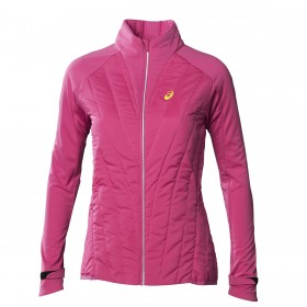 Asics Speed Hybrid jacket Femme - rose