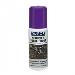 Nikwax Nubuck et suede proof 125 ml applicateur -
