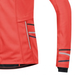 Gore Running Wear Mythos 2.0 WS jacket Femme - corail passe-pouce