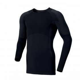 Odlo T-Shirt ML Evolution X warm II Homme - noir