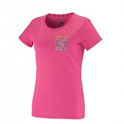 Millet-Ld All Ropes T shirt mc Femme - rose