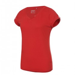 Icepeak Lisbet tee shirt Femme - rouge orange