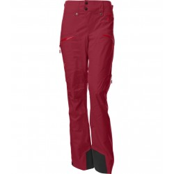 Norrona narvik gtx perf shell2L pant Femme - rouge