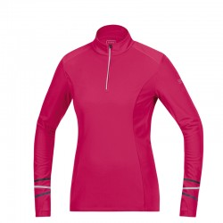 Gore Running Wear Mythos 2.0 Thermo shirt ml Femme - framboise