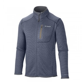 Columbia Altitude Aspect Full Zip Homme - marine