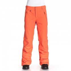 Roxy Winter break pant Femme - mandarine