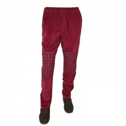 Think Pink Calanque velours homme - bordeaux