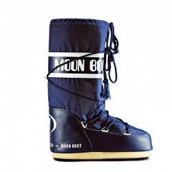 Moon Boot Original Nylon Enfant - marine
