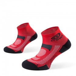 BV Sport Socquette SCR one Homme - rouge
