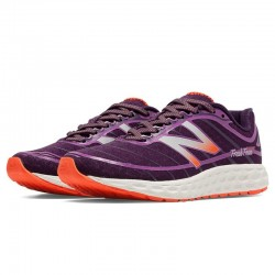 New Balance Boracay Fresh Foam Femme - violet/orange