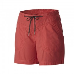 Columbia Down the Path short Femme - rouge
