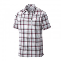 Columbia Silver ridge plaid mc Homme - anthracite