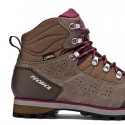 Tecnica Kilimanjaro Mid GTX Femme - gris taupe chaussure