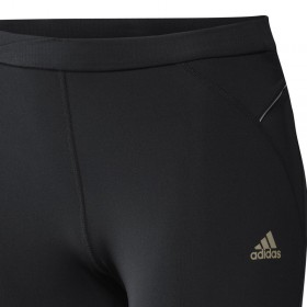 Adidas Sequencials short tight Femme - noir Cuissard running