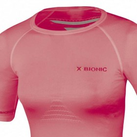 X Bionic Run speed shirt sl W - rose T-Shirt