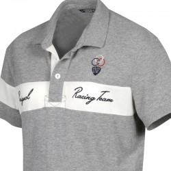 Rossignol Racing Team Polo SS Homme - gris polo