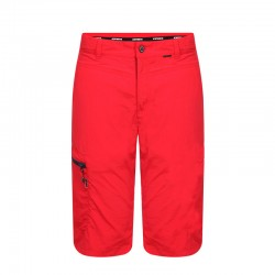 Merle short Homme - rouge