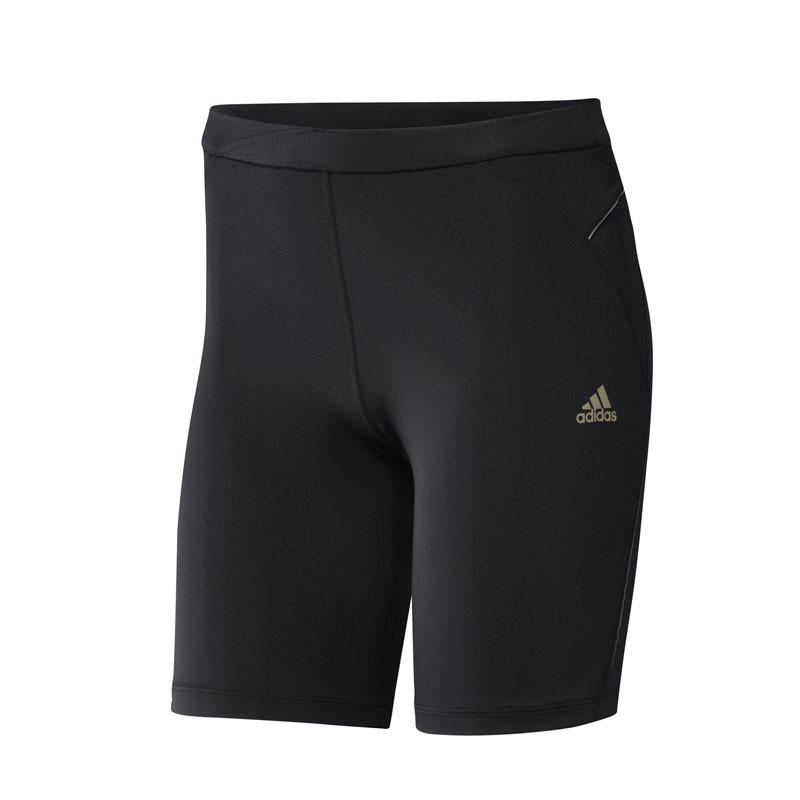 Adidas Sequencials short tight Femme - noir