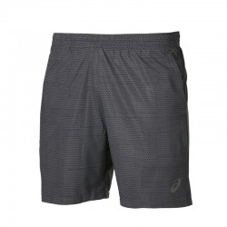Asics Fuse X 7in print short Homme - anthracite