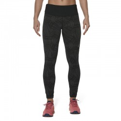 Asics Fuse X 7/8 tight Femme - anthracite Collant trail