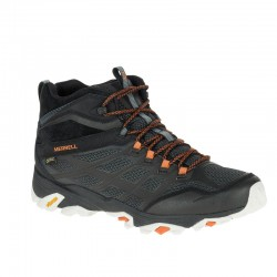 Moab FST Mid Gore Tex Homme - black/orange