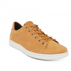Timberland Courtside leather Homme - wheat nubuck