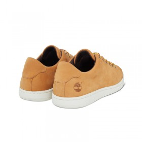 Chaussures Timberland : Courtside leather Homme wheat