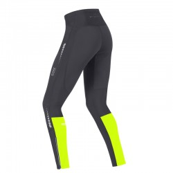 Gore Running Wear Mythos SO tights Homme - noir/jaune  collant