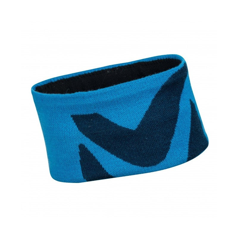 Millet Logo Headband - electric blue