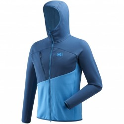 Veste polaire à capuche MILLET ELEVATION POWER HOODIE