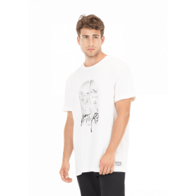 T-shirt coton bio PICTURE DAD & SON SPLIT